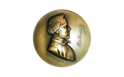 Rudolf Leuckart-Medaille
